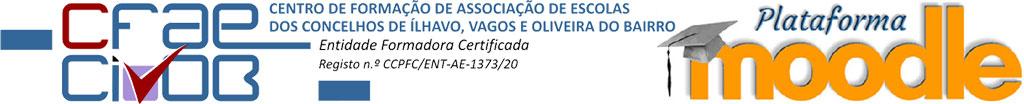 Logo of Centro de Formação de Associação de Escolas dos Concelhos de Ílhavo, Vagos e Oliveira do Bairro